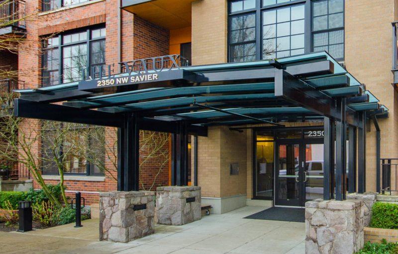 The Vaux Condominiums NW Portland