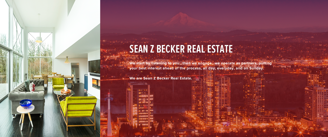 sell my home - sean z becker