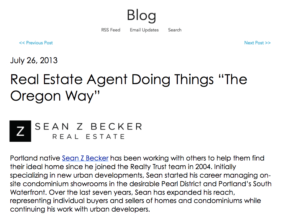 PRESS-SZBRE-Real-Estate-Agents-Doing-Things-The-Oregon-Way-Marketcircle-07-26-2013