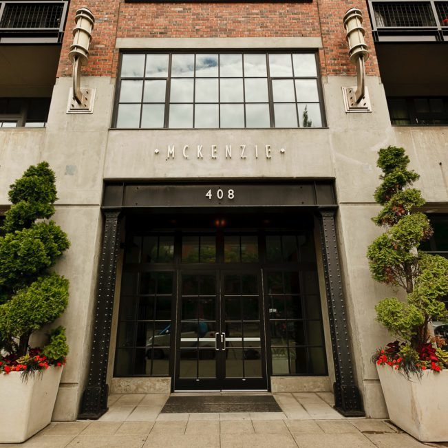McKenzie Lofts Condominiums Pearl District