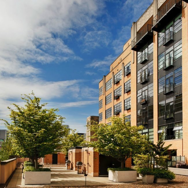 Gregory Lofts Condominiums Pearl District