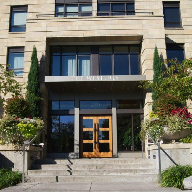 Westerly Condominiums NW Portland