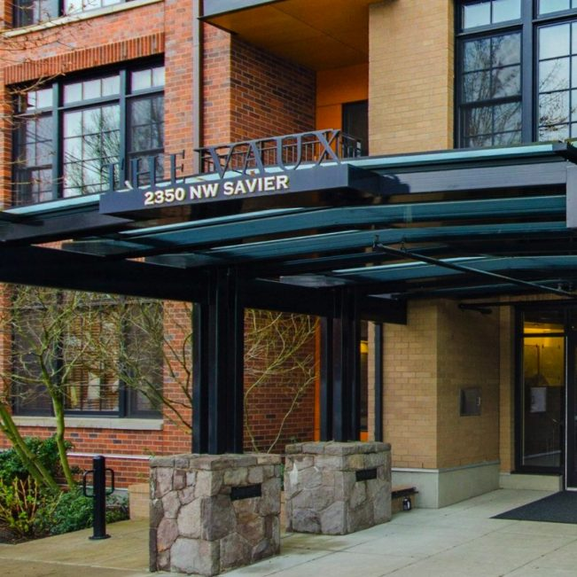 The Vaux Condominiums NW Portland